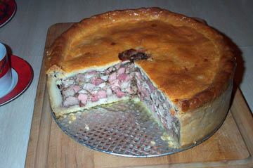 Melton Mowbray Pie